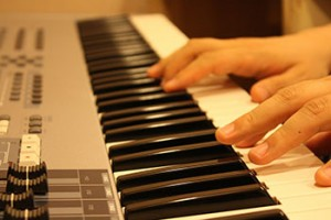 Polyphony and Weighted Keys