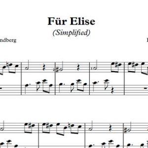 Für Elise (Piano)