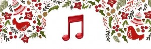 Christmas Music Note