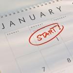 January 1st - Start today!