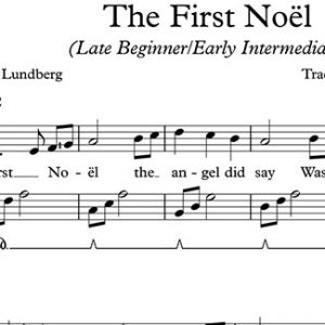 The First Noel Sheet Music