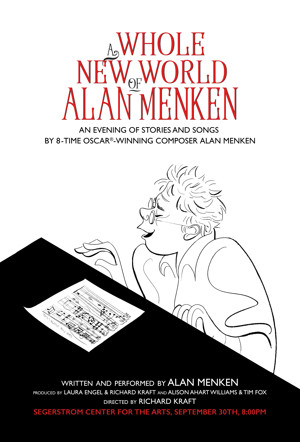 """A Whole New World of Alan Menken"" Review"