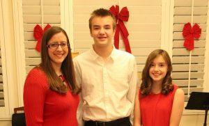 Christmas Recital 2016