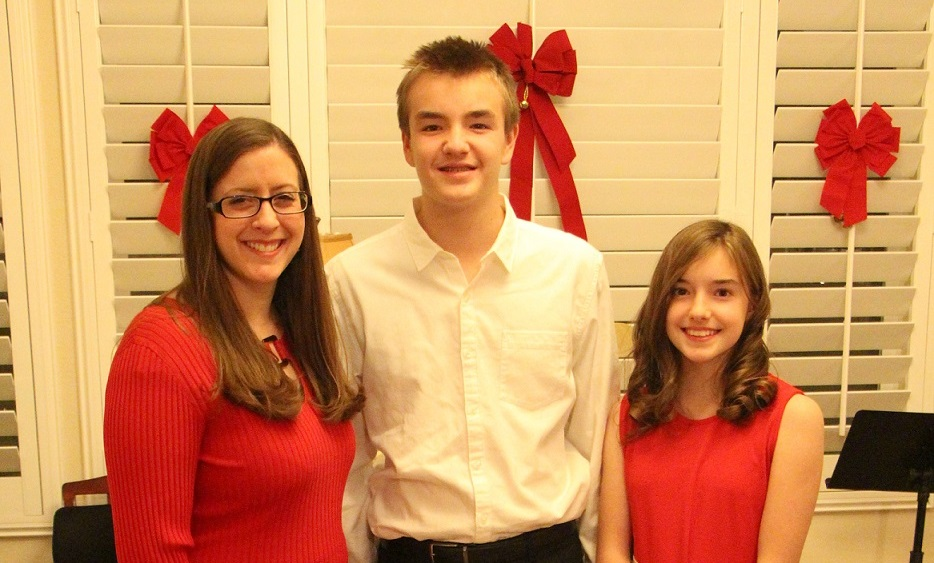 Read more about the article Christmas Recital 2016